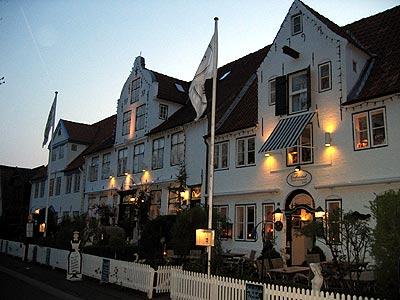 Romantisches Hotel Godewind Tönning